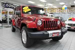 2012 Jeep Wrangler Unlimited for Sale in Chicago, IL