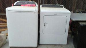 Lavadora y secadora for Sale in Nuevo, CA