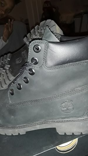 Black Timberland Boots for Sale in Dallas, TX