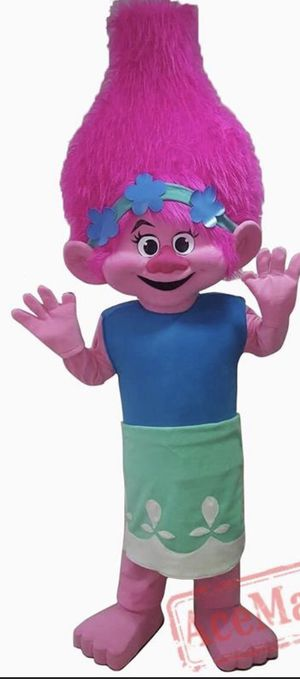 Poppy Trolls Costume for Sale in Hialeah, FL