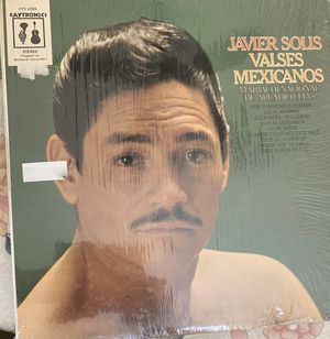 "Javier Solís ""Valses Mexicanos"" vinyl for Sale in McClellan Park, CA"