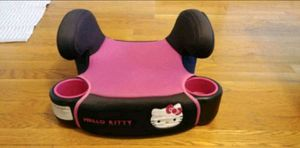 Hello Kitty Booster Seat for Sale in Chicago, IL