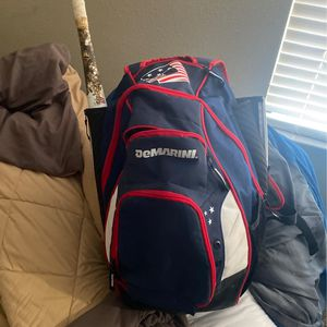 Usa Demarini Bat Bag for Sale in Camby, IN