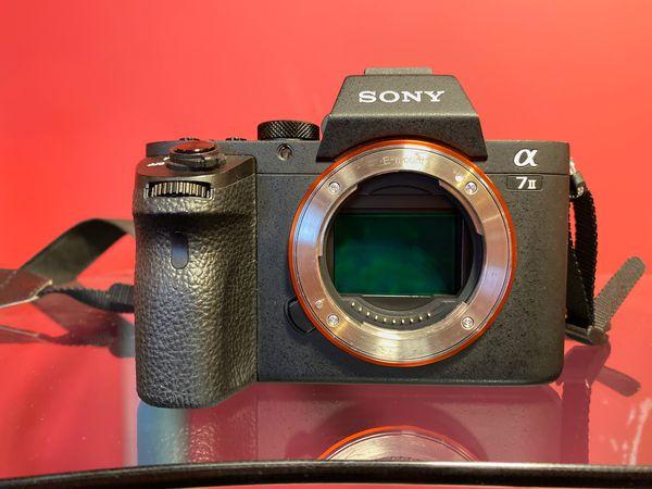 Used Sony Alpha a7ii mirrorless digital camera