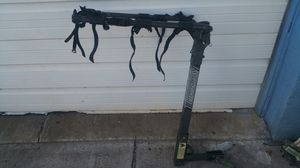 Bike rack trailer mount for bikes for Sale in Oakland Park, FL