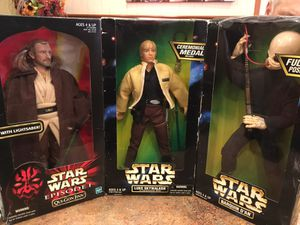 Star Wars Collectible Action Figures for Sale in Rochester Hills, MI