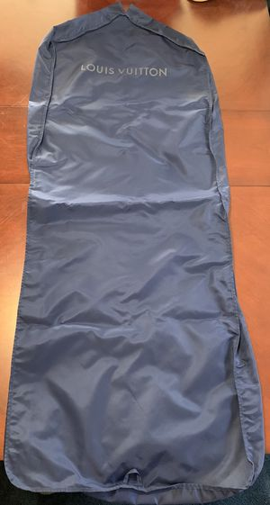 LV Authentic Extra Long Garment Bag for Sale in Milwaukee, WI