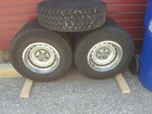 4 newer tires for Sale in Cleveland, OH
