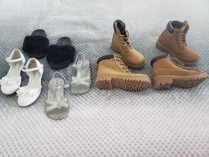 Girls shoe lot for Sale in Wahiawa, HI