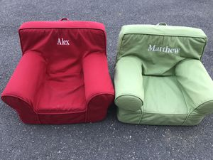 Pottery Barn kids chairs for Sale in Paeonian Springs, VA