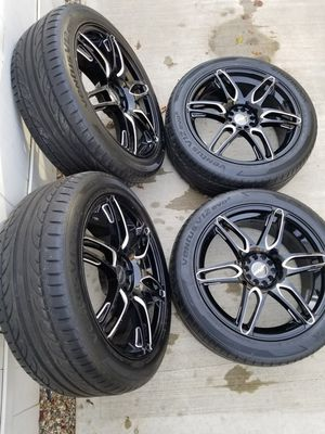 """20"""" Kethos Wheels & Hankook Tires for Sale in IND HEAD PARK, IL"""