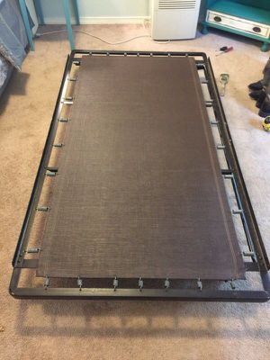 Twin pop up bed frame/cot for Sale in Everett, WA