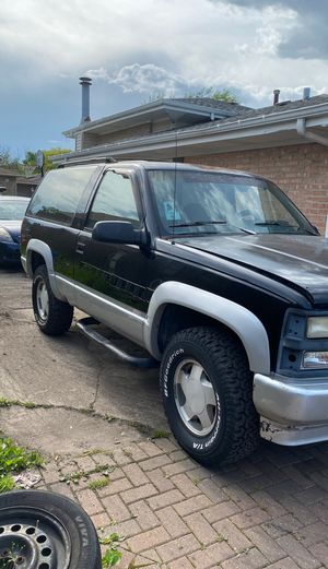 1994 Chevy blazer for Sale in Oak Forest, IL