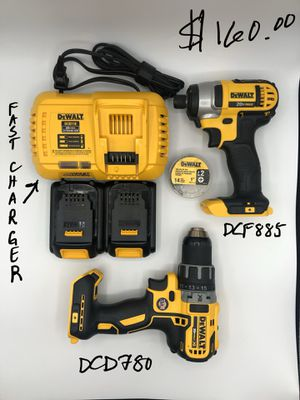 DeWalt 20v Tools, Batteries and Chargers for Sale in Las Vegas, NV