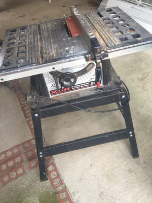 Skill Saw Table USED Makes Offer for Sale in Murfreesboro, TN