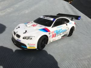 Hpi racing Bmw m3 awd brushless rc car no controller for Sale in Torrance, CA