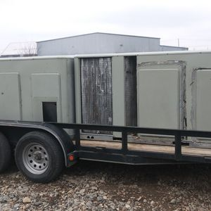 pack Unit 7.5 and 10 tons $ 850 dlls for both the reason is because they are old but still work, I do not deliver for Sale in Arlington, TX