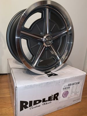 Ridler Custom Wheels for Sale in Greensboro, NC
