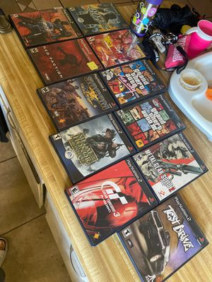 Playstation games for Sale in Peoria, AZ