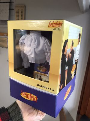 Seinfeld DVD Collection seasons 5,6 (Puffy Shirt edition) for Sale in LOEHMANNS PLZ, NY