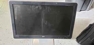 "20"" HP flat screen computer monitor for Sale in Fort Walton Beach, FL"