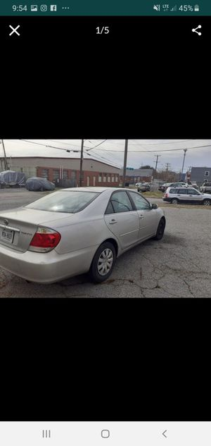 2005 Toyota Camry for Sale in North Chesterfield, VA