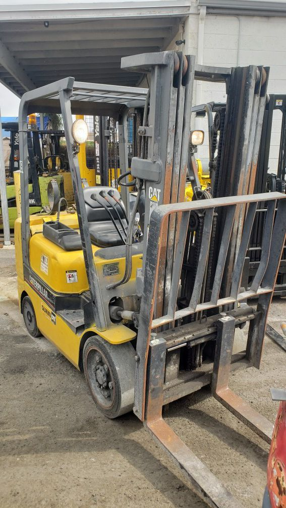 Caterpillar GC25K Forklift