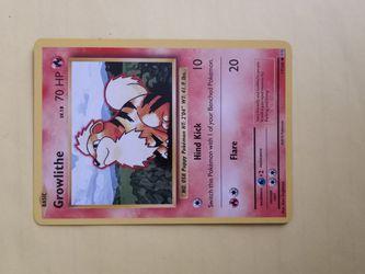 Pokémon: Growlithe for Sale in Ocoee,  FL