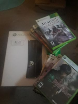 EDITED: BRAND NEW XBOX 360 4G brand new controller + 2nd controller for Sale in St. Louis, MO