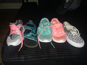 Huaraches, chacos, nikes, vans for Sale in Fort Smith, AR