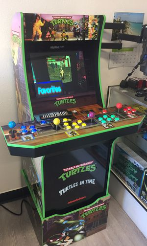 CUSTOM 🕹 4 PLAYER🕹 ARCADE 🕹 CABINET WITH/15,000 GAMES for Sale in Chino, CA