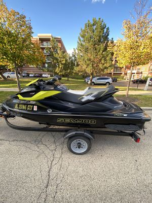 2012 Seadoo Rxtx260as for Sale in Chicago, IL