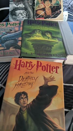 Harry Potter books for Sale in Hammond, IN