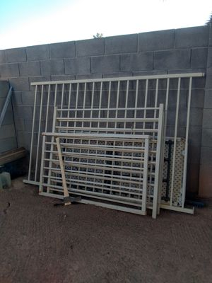 Metal fence for Sale in Gilbert, AZ