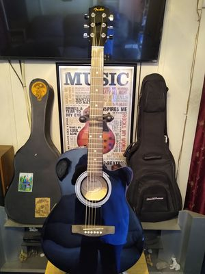 Fender Acoustic Electric Guitar for Sale in Rolling Hills Estates, CA