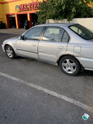 1998 Honda Civic ex for Sale in Takoma Park, MD