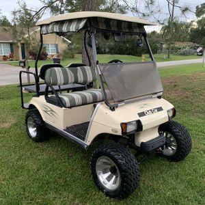Lifted Club Car Golf Cart for Sale in San Antonio, FL