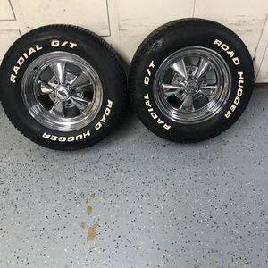 """14"""" cragars for Sale in Rancho Cucamonga, CA"""