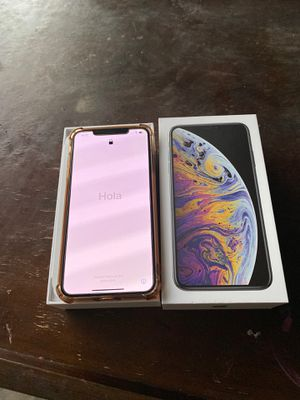 iPhone 10 XMax for Sale in Stockton, CA