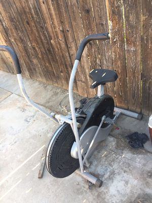 Workout bike for Sale in San Bernardino, CA