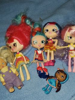 Shopkins Doll Bundle for Sale in Stockton,  CA