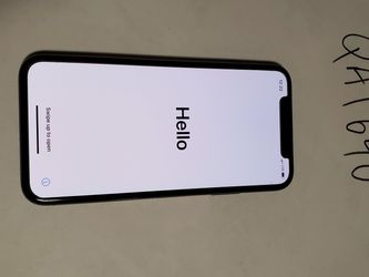 Sprint Iphone X For Trade for Sale in Los Angeles,  CA
