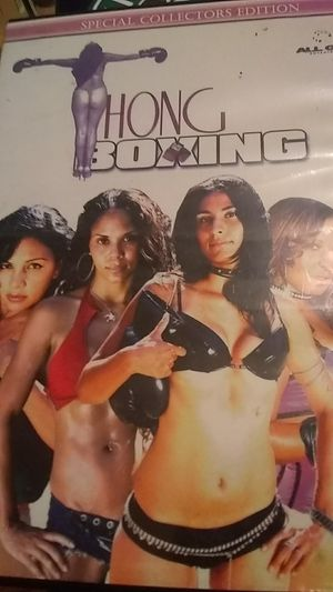 Thong boxing DVD for Sale in City of Industry, CA