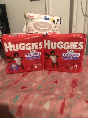 Huggies diapers for Sale in The Bronx, NY