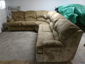 Sectional couch for Sale in Bethpage, TN