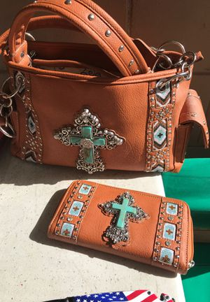 Country Leather purse for Sale in Apopka, FL