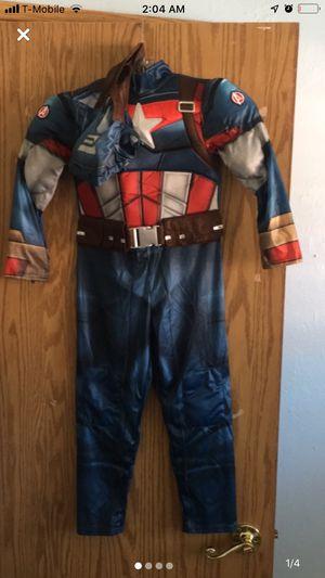 Captain America Costume for Sale in Las Vegas, NV