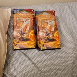 Cinderace Theme Deck Pokémon for Sale in Arlington, VA