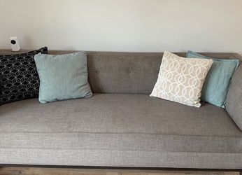 Roy's furniture 3 seater couch - used for Sale in Lincolnwood,  IL