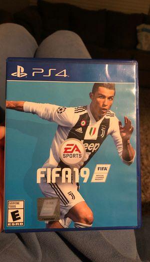 FIFA 19 PS4 for Sale in Murfreesboro, TN